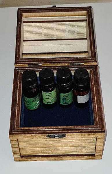Small treasure chest contents