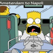 From Amsterdam to Napoli by TomDaCat