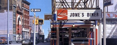 COMPILASEB 27 > JONE'S DINER PLAYLIST