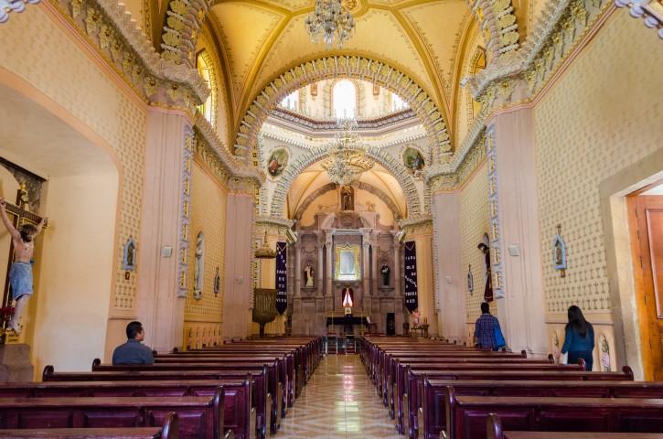 Iglesia del Convento Franciscano