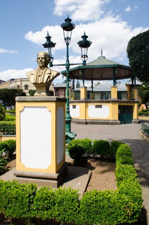 Jardín Madero, El Oro.