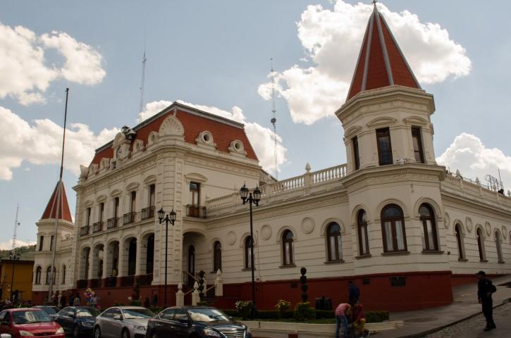 Palacio Municipal, El Oro.