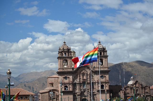 Iglesia de la Compañía, Cusco.
