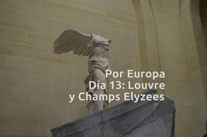 Por Europa, Dia 13.