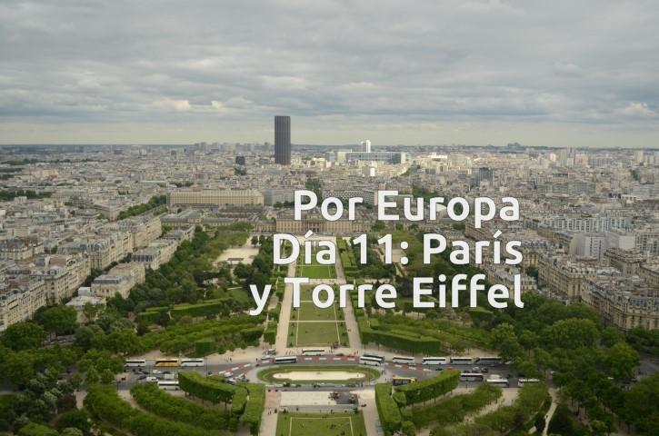 Por Europa, Dia 11.