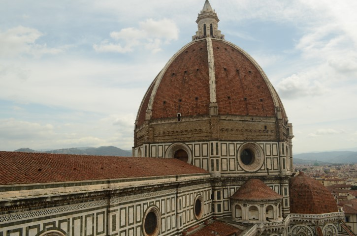 Cúpula de la Catedral de Santa Maria del Fiore, Florencia.