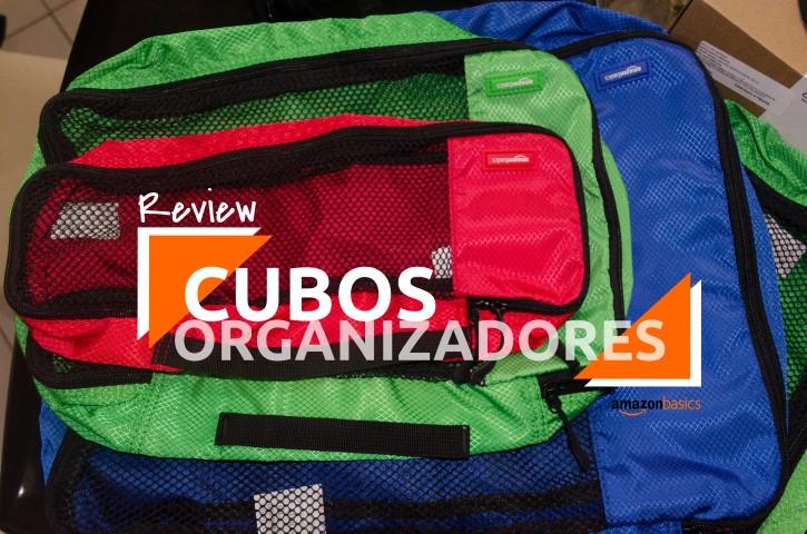 Cubos Organizadores Amazon Basics