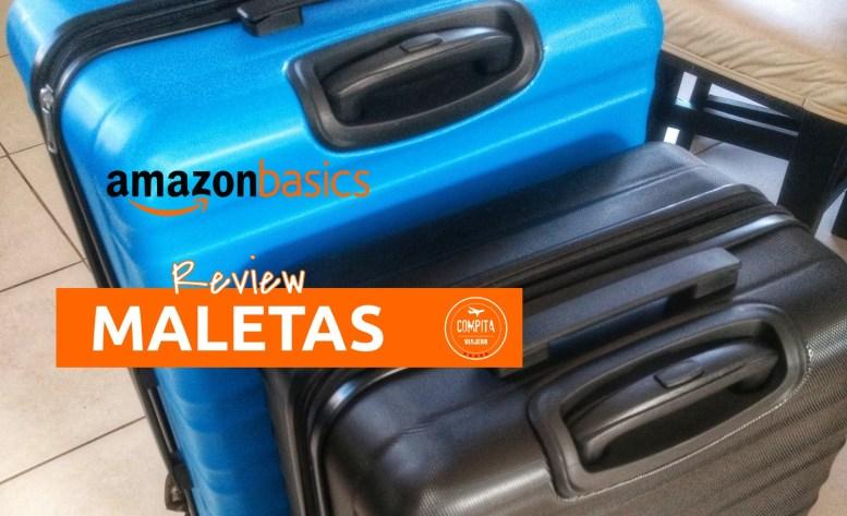 Maletas AmazonBasics Portada