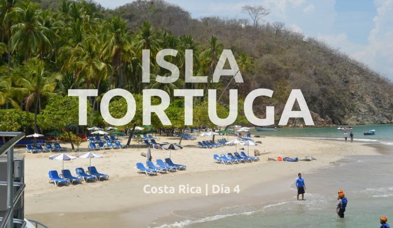 Costa Rica, día 4: Isla Tortuga