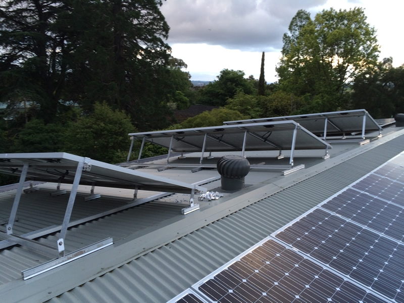 14kw Solar Project