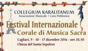 Le Insulae Ichnussae Juvenes Voces al Festival Internazionale Corale di Musica Sacra di Cagliari @ Cagliari - Chiesa del Santo Sepolcro | Cagliari | Sardegna | Italia