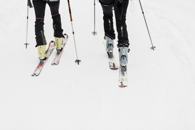 3 - 3 Handy Skiing Tips for Beginners