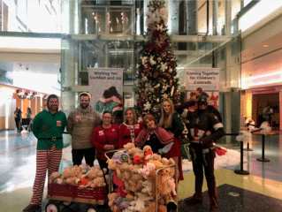 CBS Gives Back: Our Holiday Teddy Bear Drive