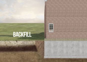 Backfill soil