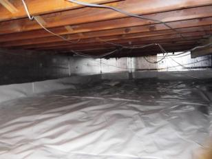 Looking for a better option to insulate your crawl space - Image 1