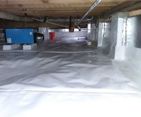 Wondering What To Do With Your Crawl Space After Encapsulating It?