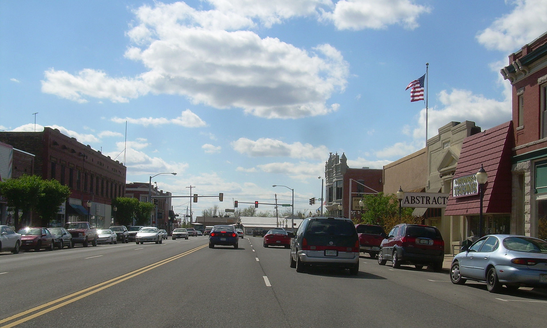 Downtown_Wagoner