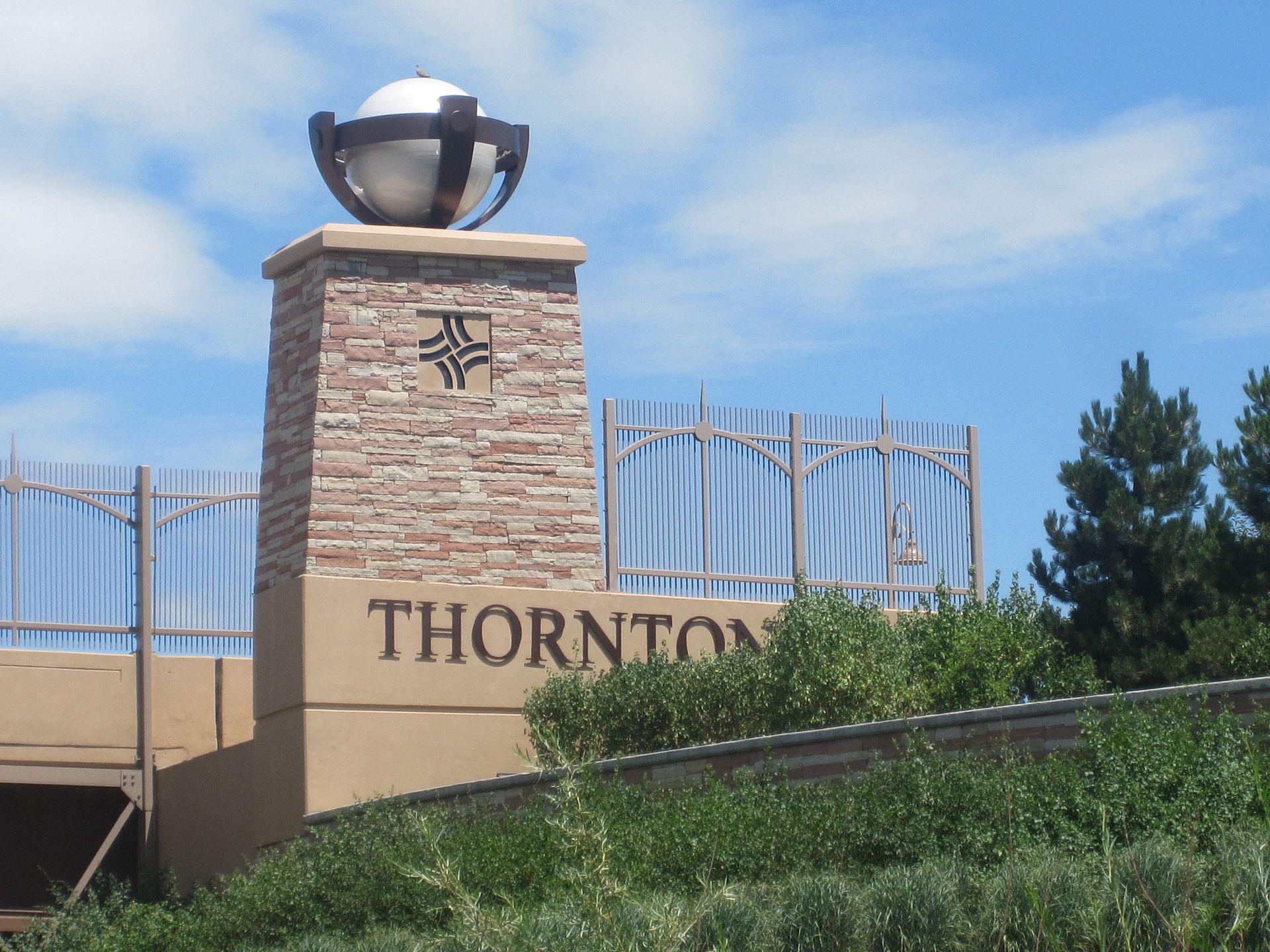 Thornton home warranty