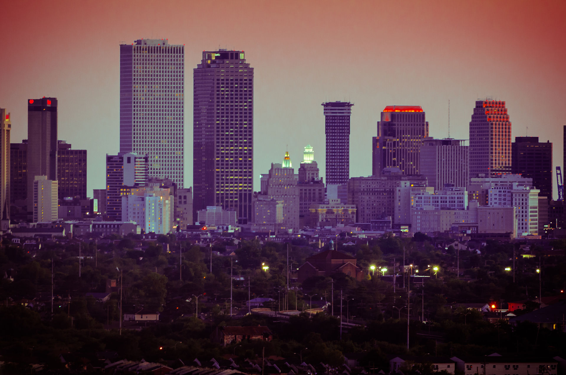 New Orleans home warranty