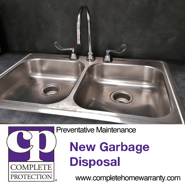 what to look for when buying a new garbage disposal
