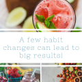 If you're struggling to lose weight you might want to change  these 3 habits