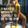11 Ways to Motivate Yourself to Go to the Gym