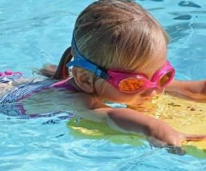 Benefits of Children Swimming