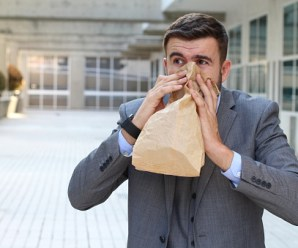 Breathing Into A Paper Bag Can Helpful During An Anxiety Attack?