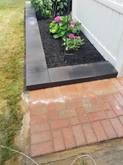 Farmington Hills Patio Retaining Walls