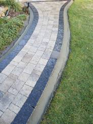 Farmington Hills Brick Paver Walkway