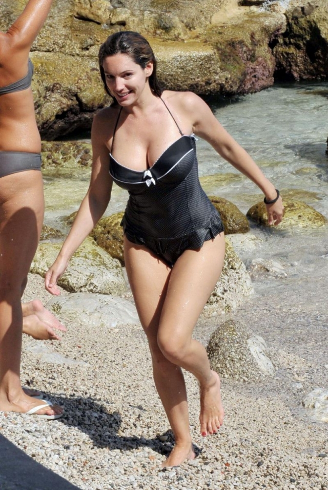 Several Celebrities Celebrity Big Tits Sexy Swimsuit Very Horny