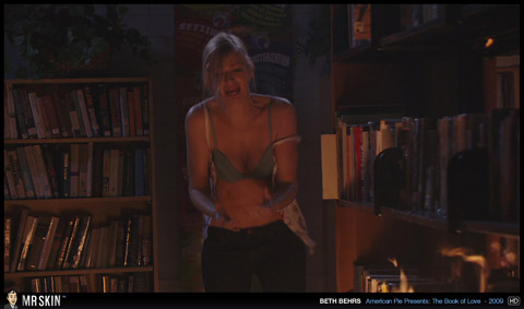 Beth Behrs The Book Of Love Small Tits Sexy Scene Barbie Hot