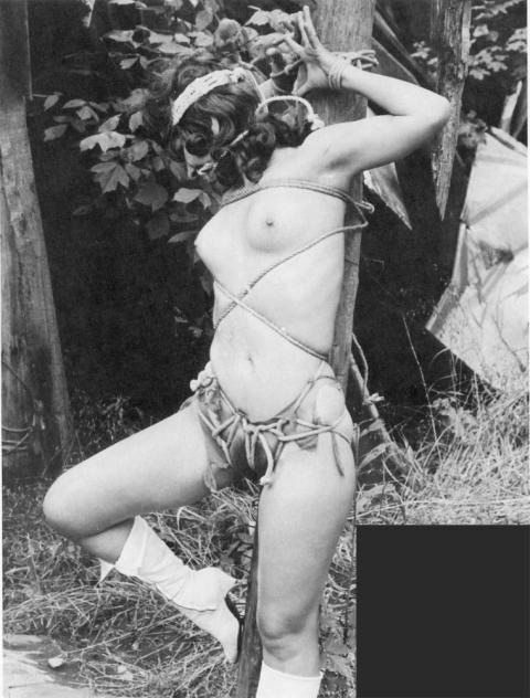 Geri Vintage Porn Retro Torture Horror Bondage Bizarre Pain