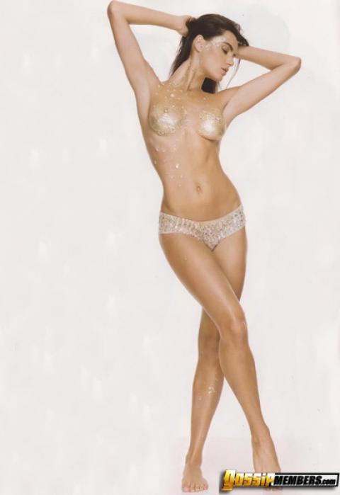 Catrinel Menghia Photoshoot Beach Model Hollywood Teen Babe
