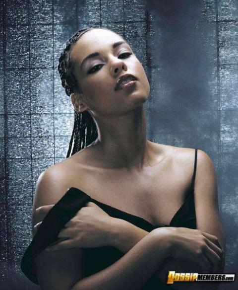 Alicia Keys Doggy Style Ebony Ethnic Ass Fuck Hollywood Ass