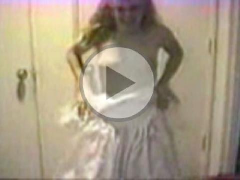 Tonya Harding Wedding Sex Tape Homemade Gorgeous Athletic
