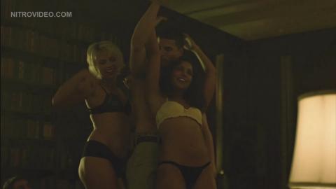 Dakota Johnson Nude Scene The Social Network Posing Hot Cute