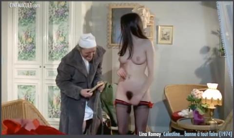 Lina Romay Retro Vintage Porn Nude Sex Scene Very Horny Wet