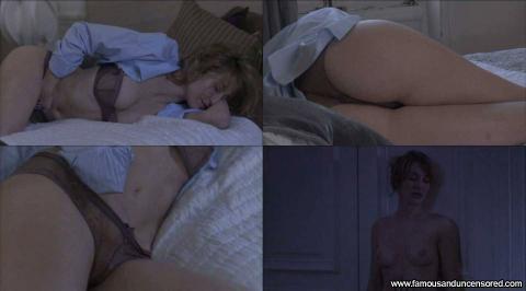 Marie Pape X Femmes Flashing See Through Panties Bed Bra Hd