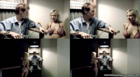 Brandi Shaeffer Nude Sexy Scene Vampire Chair See Through Hd