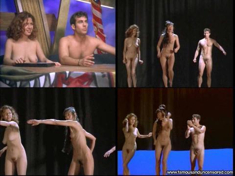 Jessica Hecht Friends Desk British American Bus Nude Scene