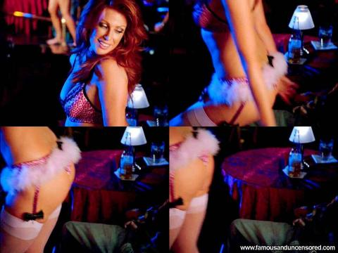 Angie Everhart Nude Sexy Scene Sport Swimsuit Model Thong Hd