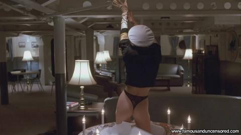 Erika Eleniak Nude Sexy Scene Under Siege Cake Thong Doll Hd