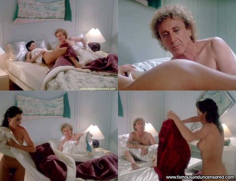Kelly Lebrock Nude Sexy Scene The Woman Omani Showing Bush