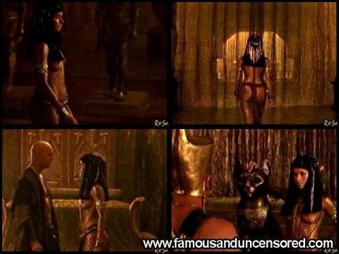 the mummy heroine nude