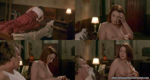 Georgina Cates Nude Sexy Scene An Awfully Big Adventure Nice