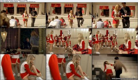 Hayden Panettiere Heroes Cheerleader Uniform Beautiful Doll