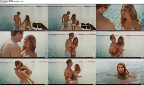 Ashley Tisdale Tanned Lake Bikini Babe Celebrity Gorgeous Hd