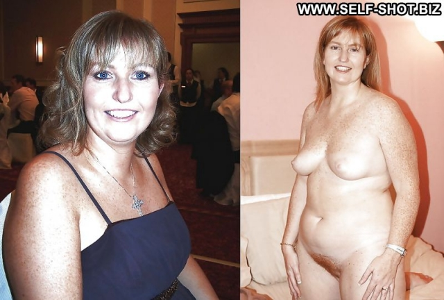 Several Amateurs Bbw Nude Softcore Dressed And Undressed