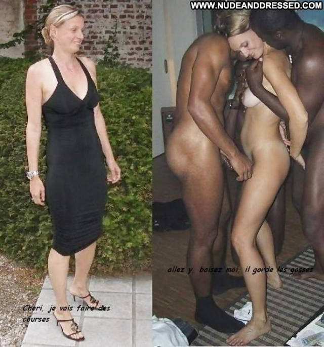 Several Amateurs Interracial Hardcore Dressed And Undressed